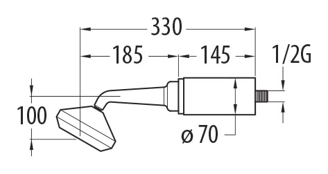 * misure in millimetri